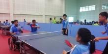 กิจกรรมกีฬาเทเบิลเทนนิส