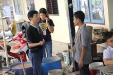 Thai PBS ถ่ายทำสารคดี