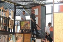 ในวันที่ ๑๙ พฤษภาคม ๒๕๕๙ โรงเรียนศรีสังวาลย์ขอนแก่นร่วมกับคณะศิลปกรรมศาสตร์ มหาวิทยาลัยขอนแก่น จัดทำโครงการพัฒนาศักยภาพเชิงสร้าง