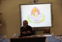 การประชุมเพื่อจัดตั้งศูนย์ประสานงานและจัดตั้งศูนย์กีฬาสำหรับคนพิการโรงเรียนศรีสังวาลย์ขอนแก่น
