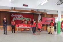 พี่ๆจากแอร์เอเชียร่วมจัดกิจกรรมวันเด็กให้แก่น้องๆโรงเรียนศรีสังวาลย์ขอนแก่น