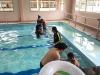 คณะเทคนิคการแพทย์ มหาวิทยาลัยขอนแก่น ได้พาเด็กๆ ฝึกธาราบำบัด