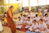 โรงเรียนศรีสังวาลย์ขอนแก่นได้จัดกิจกรรมวันสำคัญทางพระพุทธศาสนา ณ วัดทุ่งเศรษฐี อำเภอเมือง จังหวัดขอนแก่น วันมาฆบูชา