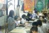 วันที่ 12-14 มิถุนายน 2560 นักเรียนและ คณะครู จาก โรงเรียนนานาชาติร่วมฤดีวิเทศศึกษา ได้มาจัดกิจกรรม ร่วมกับ นักเรียน โรงเรียนศรี