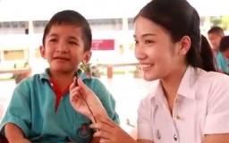 Embedded thumbnail for เด็กพิการซ้อน โรงเรียนศรีสังวาลย์ ขอนแก่น