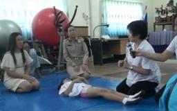 Embedded thumbnail for อบรมผู้ปกครองนักเรียนที่มีความบกพร่องทางร่างกาย